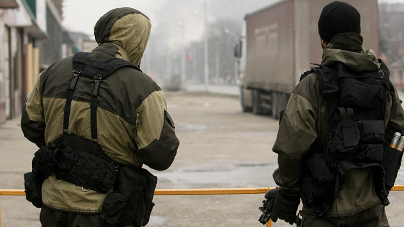 Цена спокойствия: в Грозном уничтожена группа боевиков, погиб полицейский