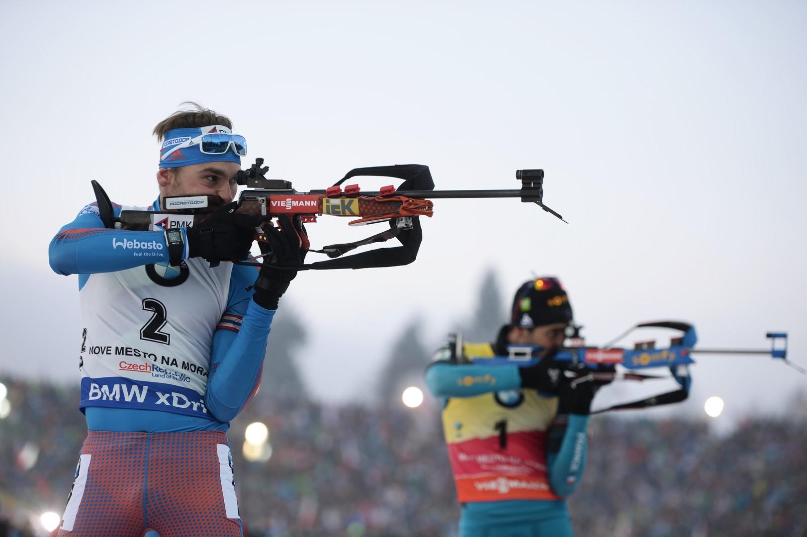 «Шипулин ищет, как обойти Фуркада»: россияне завершили этап КМ по биатлону в Чехии