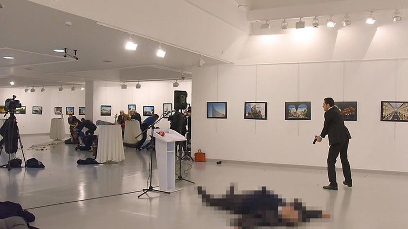 «Провокация на срыв мирного процесса в Сирии»: в Анкаре застрелен посол России
