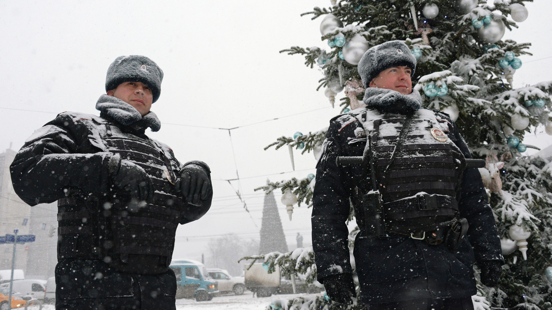 На ярмарку с охраной: в Москве усилят меры безопасности после теракта в Берлине