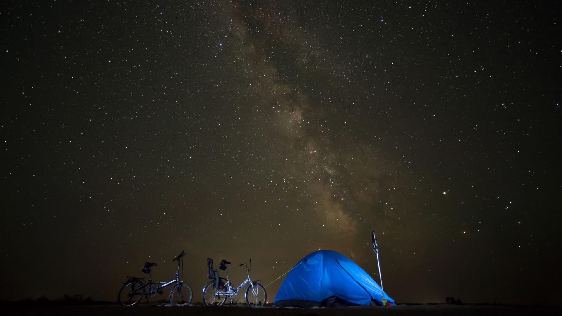 Гости из созвездия Малой Медведицы: жители Земли в ожидании сильного звездопада