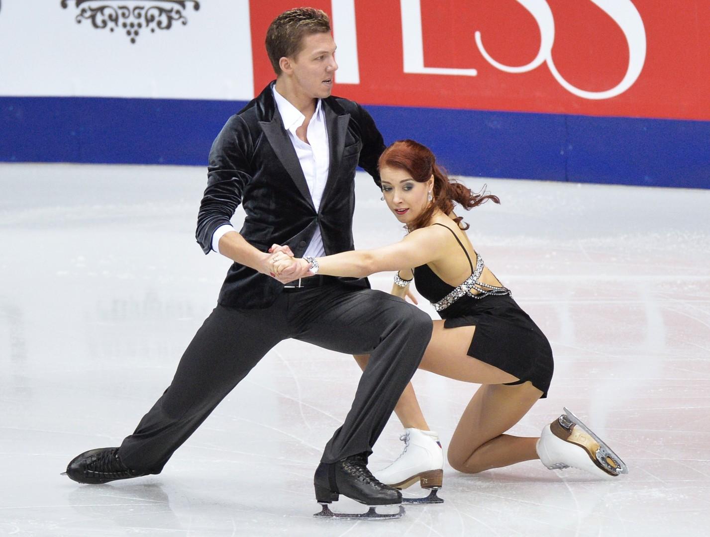 Метеоритное катание: Боброва и Соловьёв побили мировой рекорд в коротком танце
