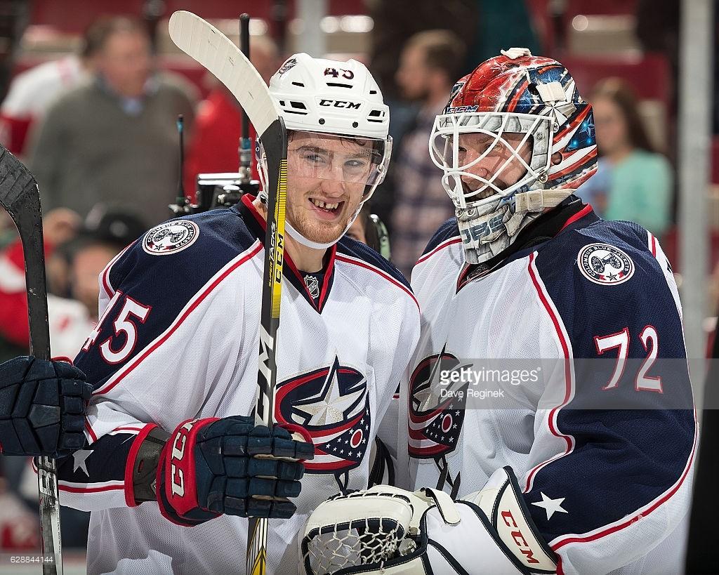 Уловимый Боб: россиянин Бобровский первым из вратарей в НХЛ одержал 20 побед в сезоне