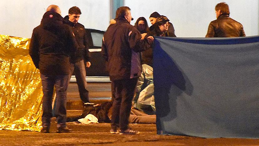 Подозреваемый втеракте вБерлине тунисец уже был вполе зрения милиции