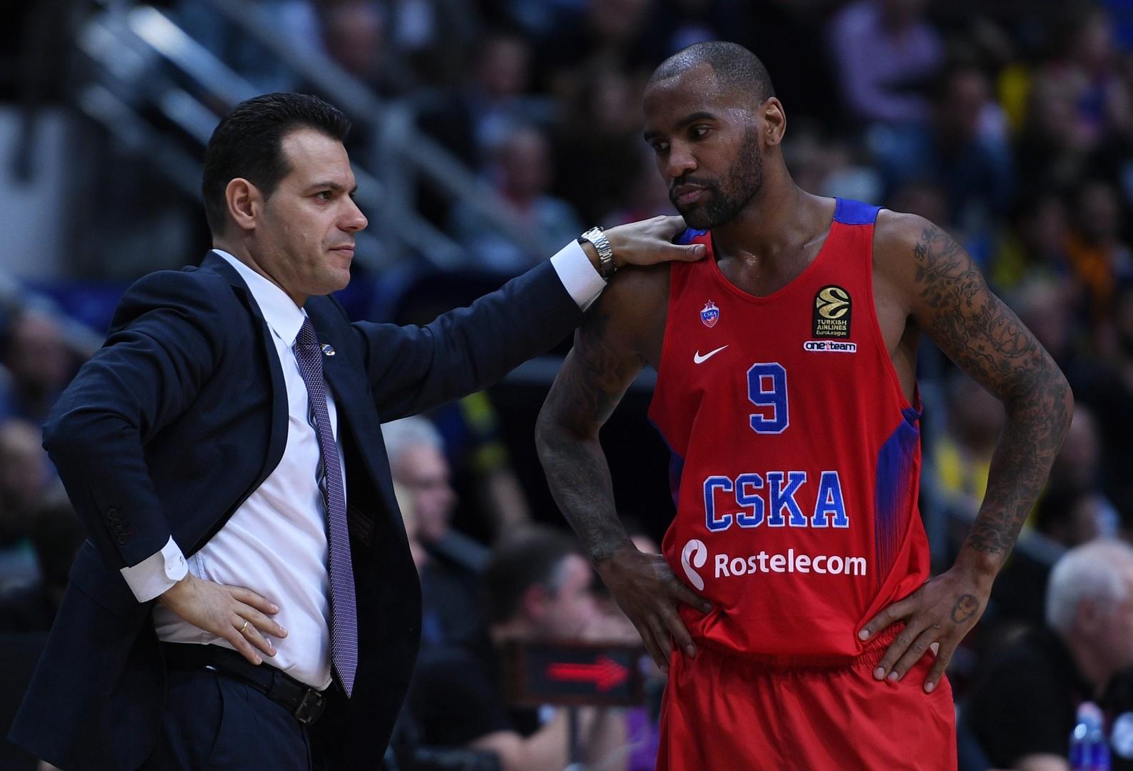 Турецкая месть: ЦСКА проиграл «Фенербахче» и прервал серию из 17 побед дома в Евролиге