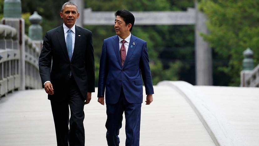 Без комплекса: почему японский премьер Абэ вряд ли извинится перед Обамой за Пёрл-Харбор