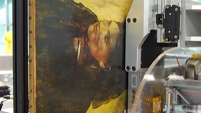 Рентген во благо искусства: как художники прятали и преображали свои картины