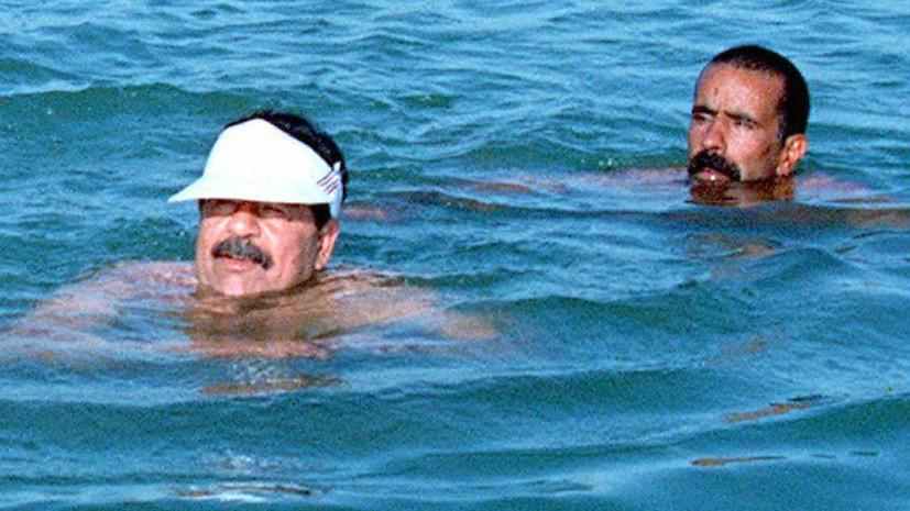 Заплыв по Тибру, 1997 год