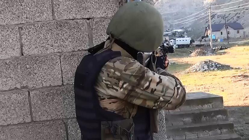 ФСБ пресекла подготовку новогодних терактов в Москве боевиками ИГ