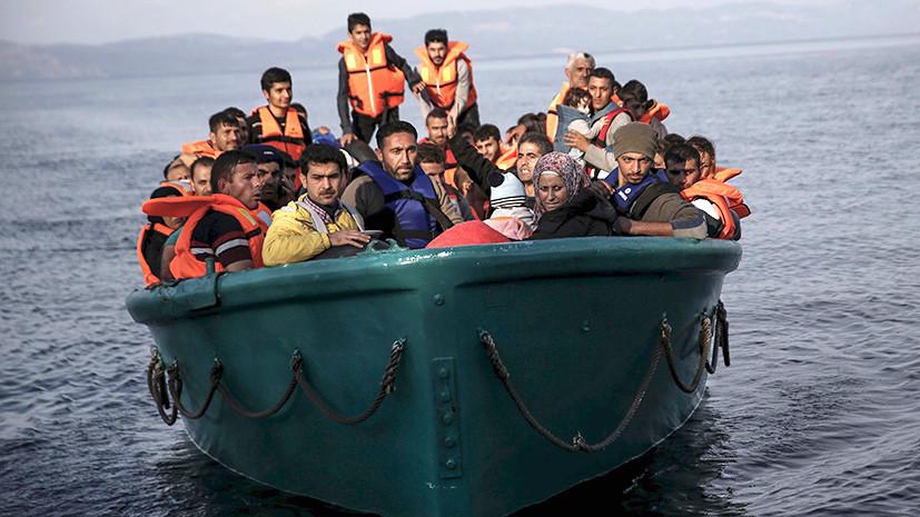 Другой праздник: в Дании рассказали, почему заменили колыбель Иисуса лодкой беженцев