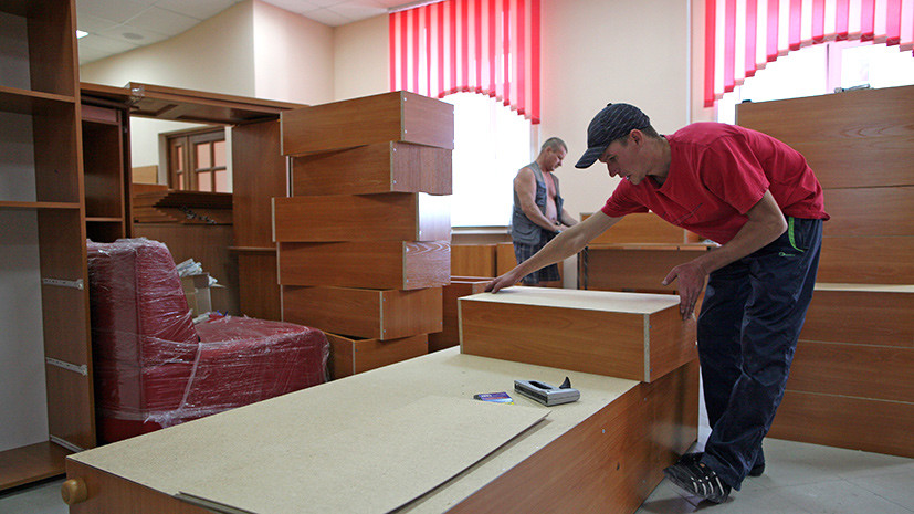 ФАС не одобрила запрет мебели иностранного производства для чиновников