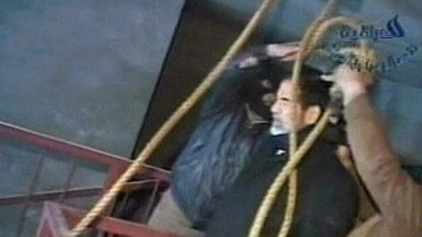 экс-советник по нацбезопасности Ирака о казни Саддама Хусейна