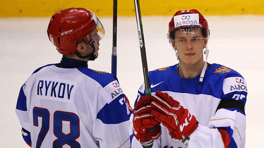 Отступать некуда: Россия сыграет против США на МЧМ по хоккею в Канаде