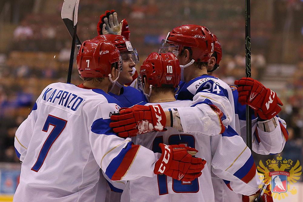 Неприступная Северная Америка: Россия проиграла США в матче молодёжного ЧМ по хоккею