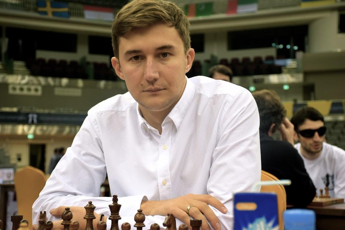 Реванш за Нью-Йорк: Карякин обыграл Карлсена и лидирует на ЧМ по шахматному блицу