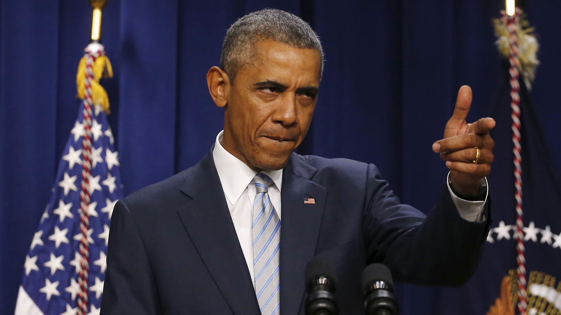 как в России отреагировали на новые санкции Обамы