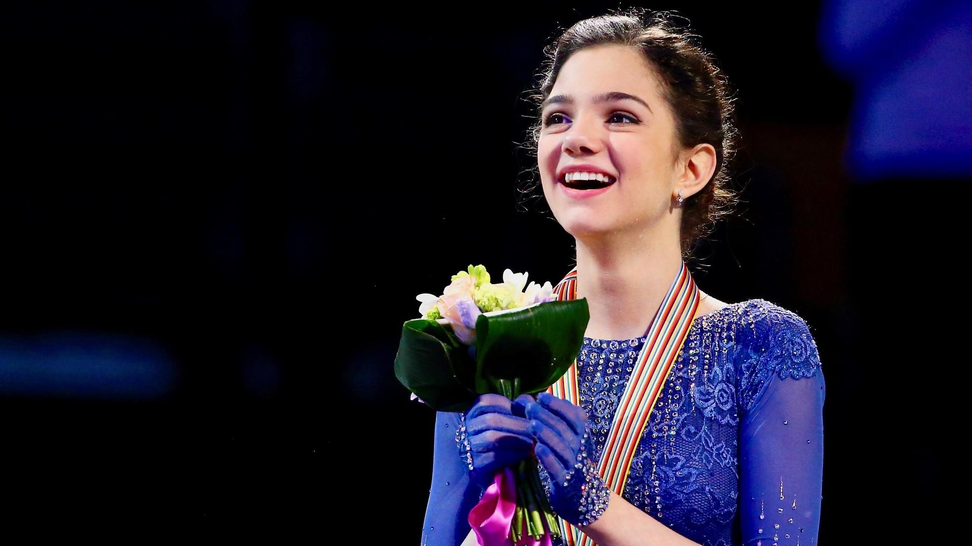 Юная королева льда: Евгения Медведева и другие спортсменки года по версии RT