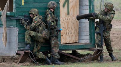 Немецкий непорядок: какими силами бундесвер намерен инструктировать украинских военных