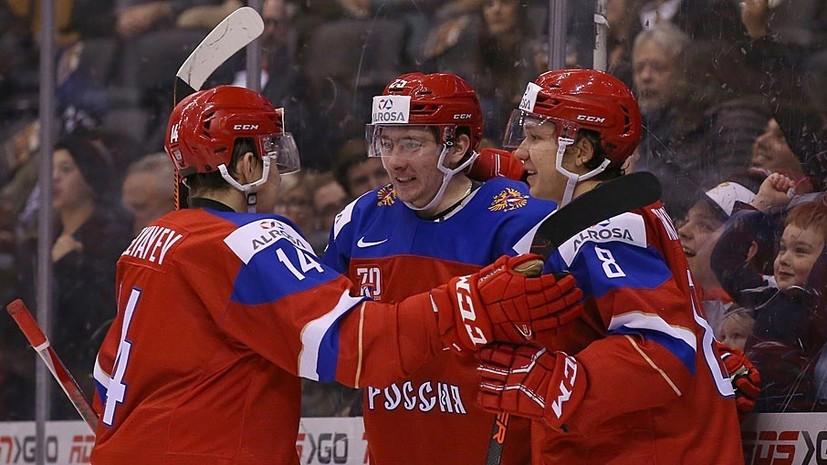 Скандинавский вектор: Россия сыграет с Данией в четвертьфинале МЧМ