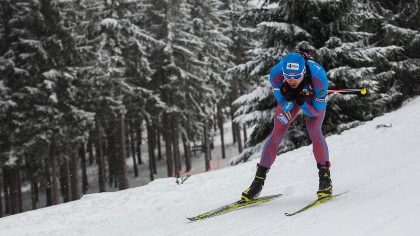 Выстрелы в ветер: россияне остались без медалей гонки преследования на этапе КМ