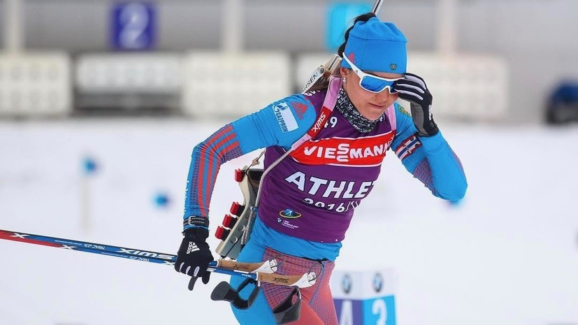 Вне десятки: россиянки провалили спринт на этапе Кубка мира по биатлону в Германии