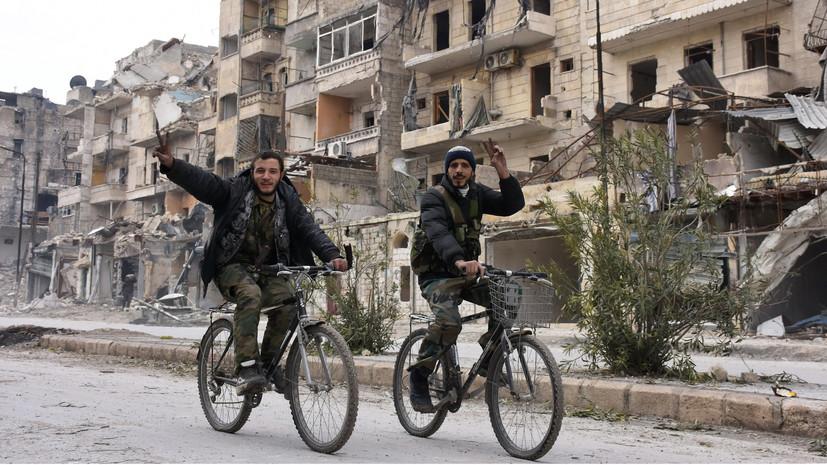 Уход в оборону: готова ли сирийская армия отражать атаки на освобождённый Алеппо