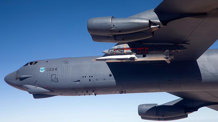 Удар по перемирию: 20 мирных жителей погибли при атаке американского B-52 в Идлибе