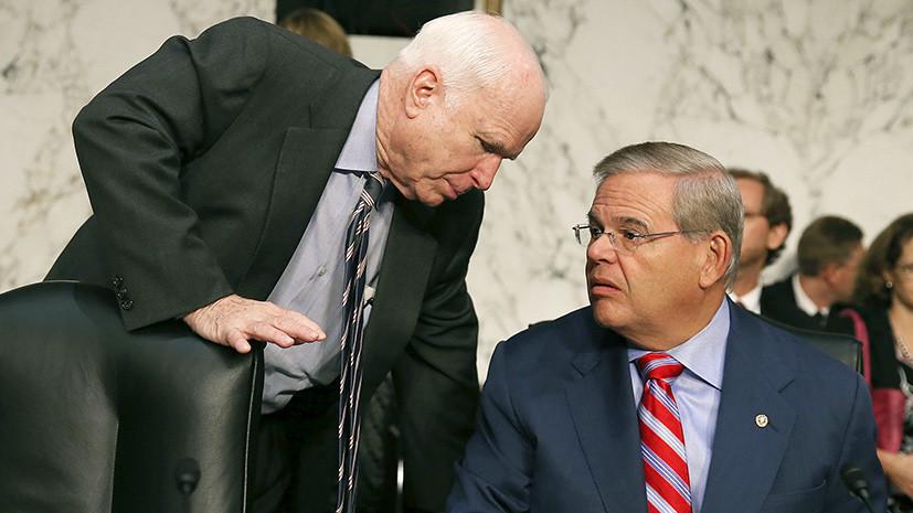 Антироссийский консенсус: легко ли будет отменить предложенные сенаторами США санкции
