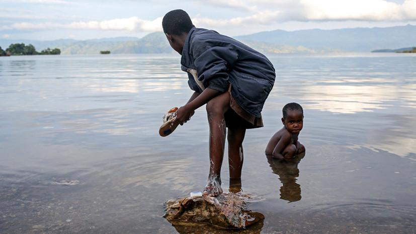 «Величиной с кулак»: племя пигмеев в Конго