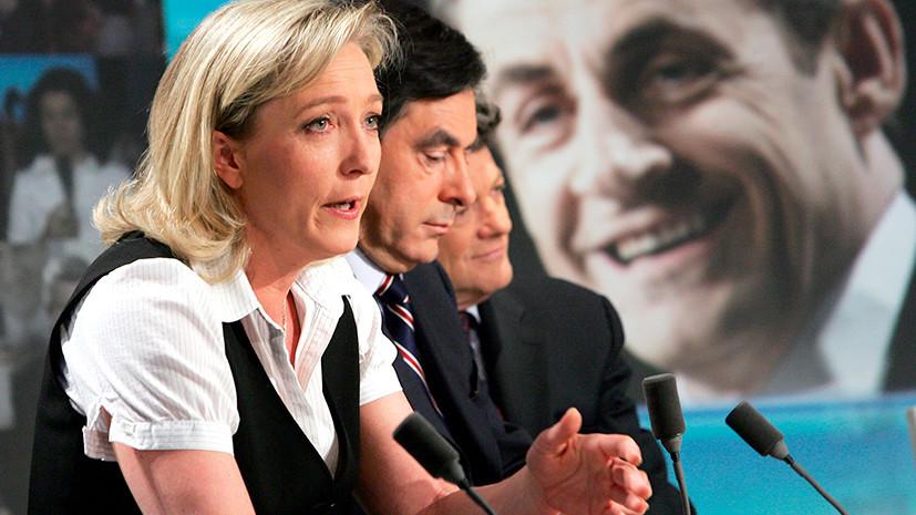 «пророссийские» кандидаты в президенты Франции лидируют по опросам»