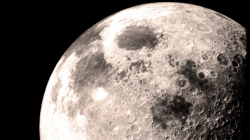 Поправка на 140 миллионов лет: что нового узнали учёные о возникновении Луны