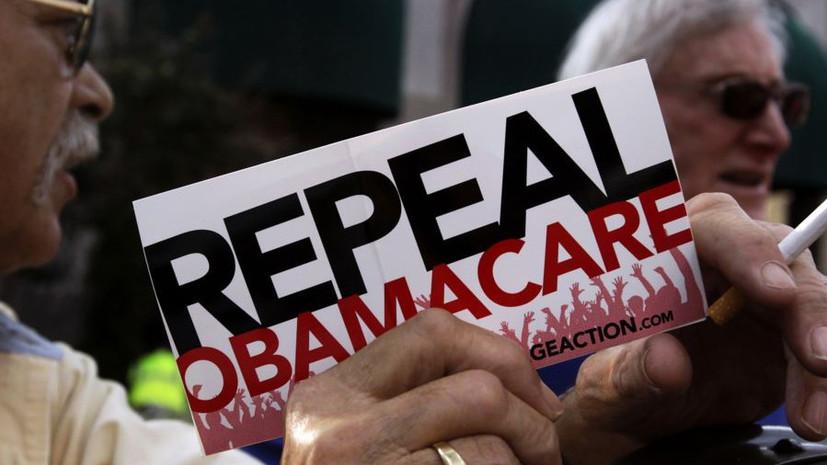 «Я ждал помощи 19 часов, ведь сначала лечат бездомных»: американцы о реформе Obamacare
