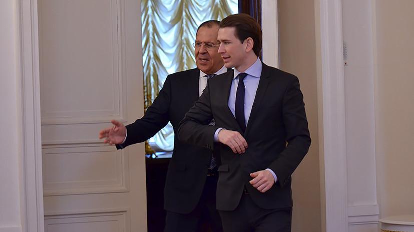 «Не Россия, а американские союзники»: Лавров о внешнем вмешательстве в выборы в США