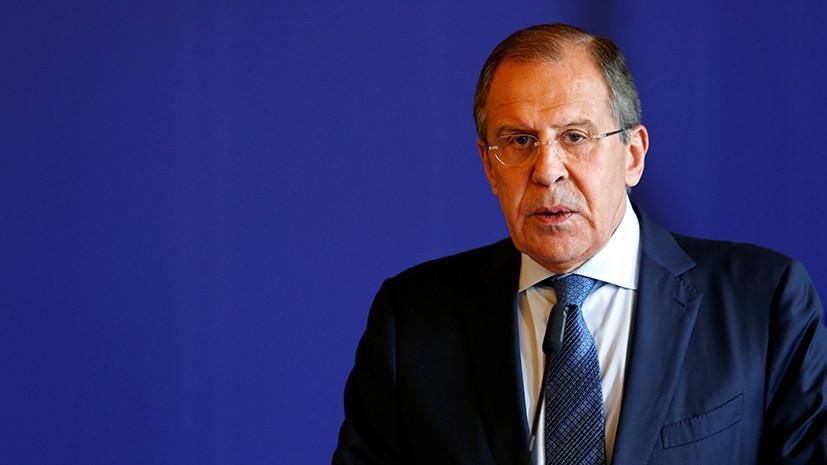 «Активно отметились»: Лавров назвал страны, которые вмешивались в американские выборы