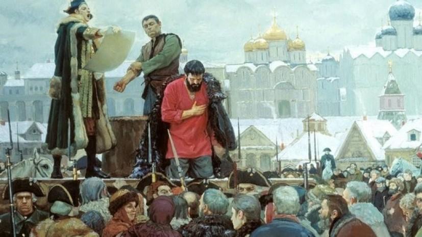 Тест RT: Что вы знаете о Русском бунте?