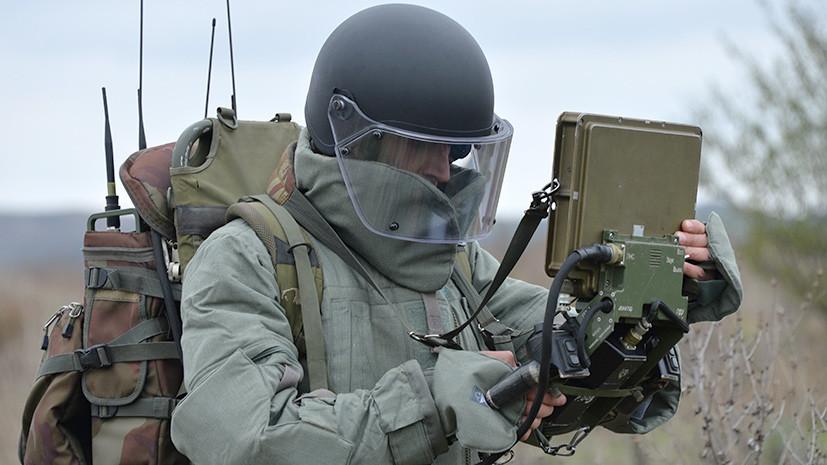 Пионеры войны: как происходит модернизация инженерных войск России