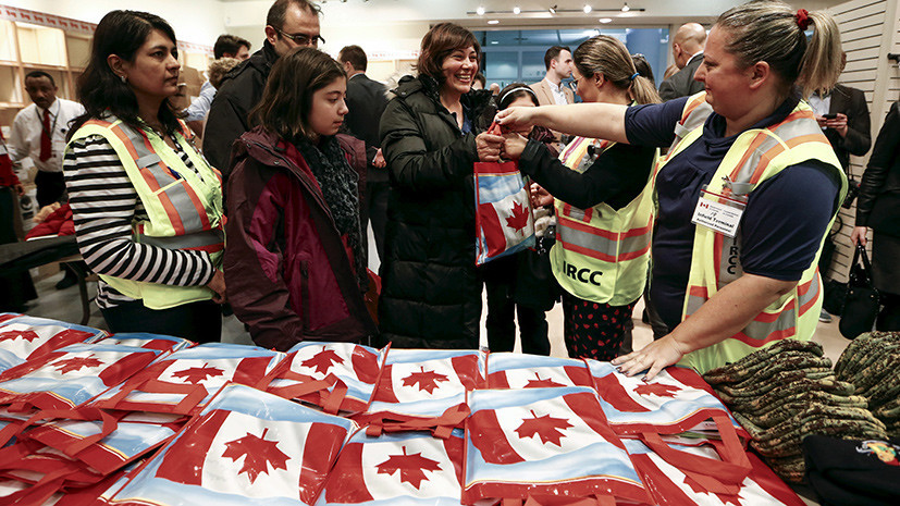 мигранты могут получить канадские паспорта