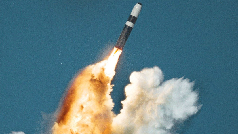 Сломанный «Трезубец»: Минобороны Британии скрыло провал испытания ядерной ракеты