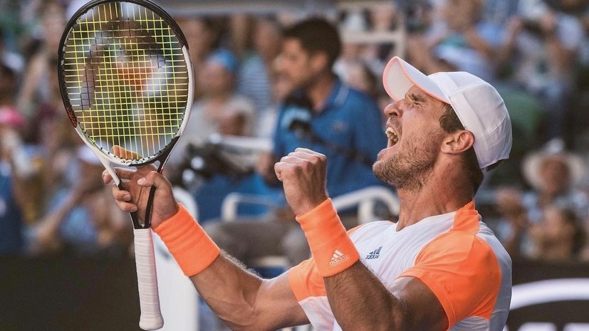 Сенсация с русскими корнями: Миша Зверев обыграл первую ракетку мира на Australian Open