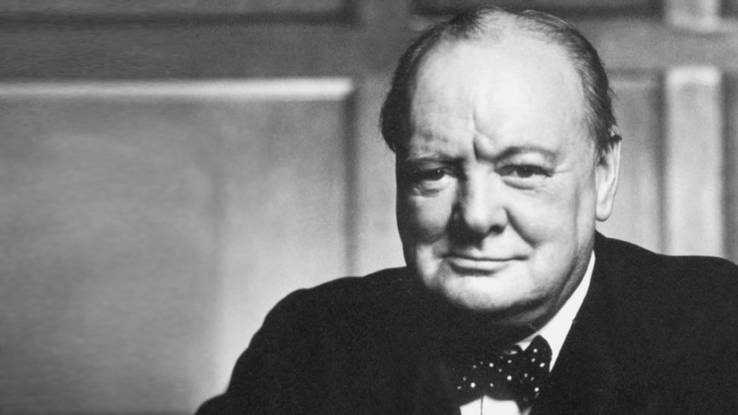 Тест RT: Что сказал Черчилль?