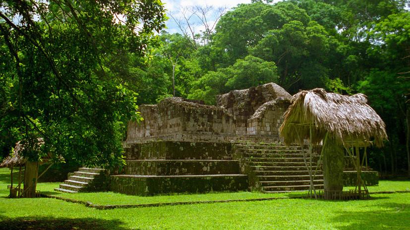 От расцвета до упадка: археологи выясняют хронологию гибели цивилизации майя