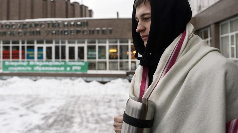 составлен рейтинг самых холодных учебных заведений России