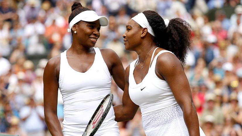 Американская мечта: сёстры Уильямс сыграют в финале турнира Большого шлема спустя 8 лет