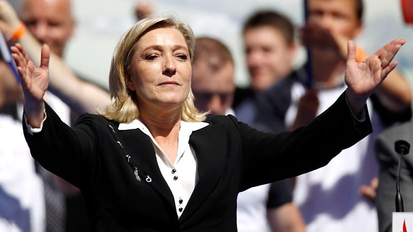 Спасибо Трампу: как итог выборов в США может сказаться на шансах Марин Ле Пен во Франции