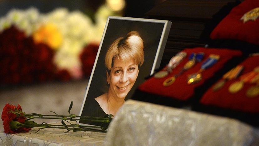«За самоотверженную помощь»: в России могут учредить госнаграду имени Доктора Лизы