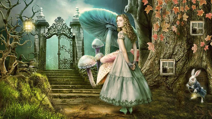 Тест RT ко дню рождения Льюиса Кэролла: Что вы знаете об  «Алисе в Стране чудес»?