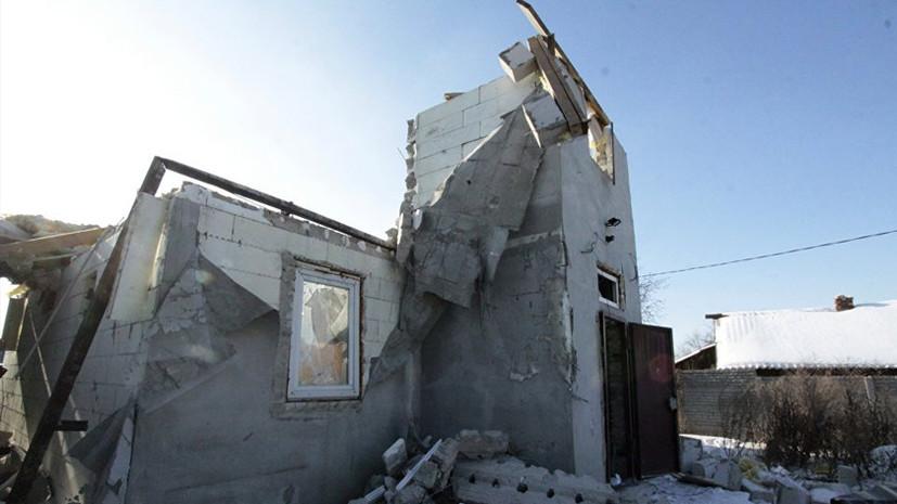 Сила от бессилия: что стоит за обострением конфликта в Донбассе
