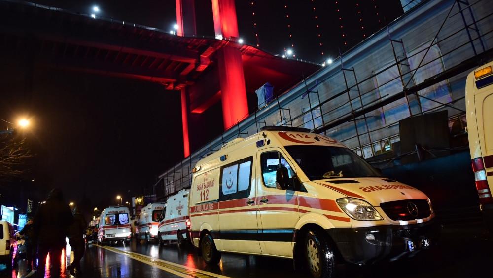 Теракт в Стамбуле: среди жертв нападения — гражданка России