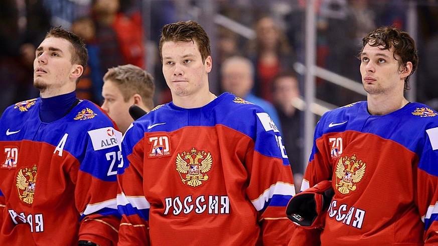Курс на Данию: Россия в четвертьфинале сыграет с главным открытием МЧМ по хоккею