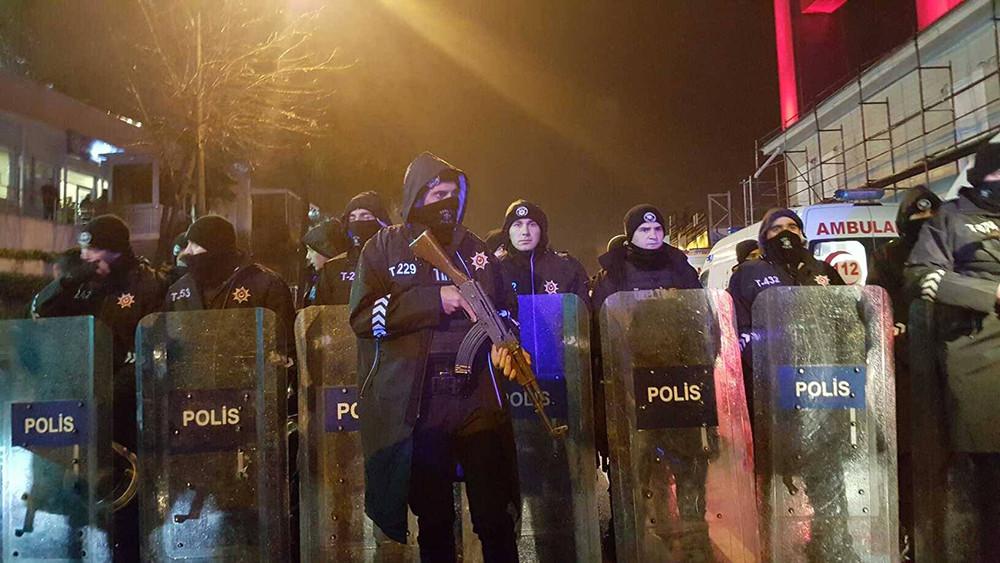 Среднеазиатский след: полиция Турции опубликовала новые данные о стамбульском стрелке